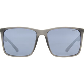 Red Bull SPECT Bow Lunettes de soleil Homme, x'tal dark grey/blue-silver flash